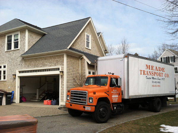 Licensed and Insured Movers, Weymouth MA